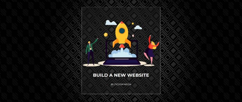Build New Website From Scratch