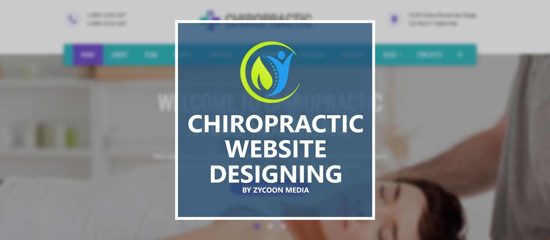 Chiropractic Website Seo Design
