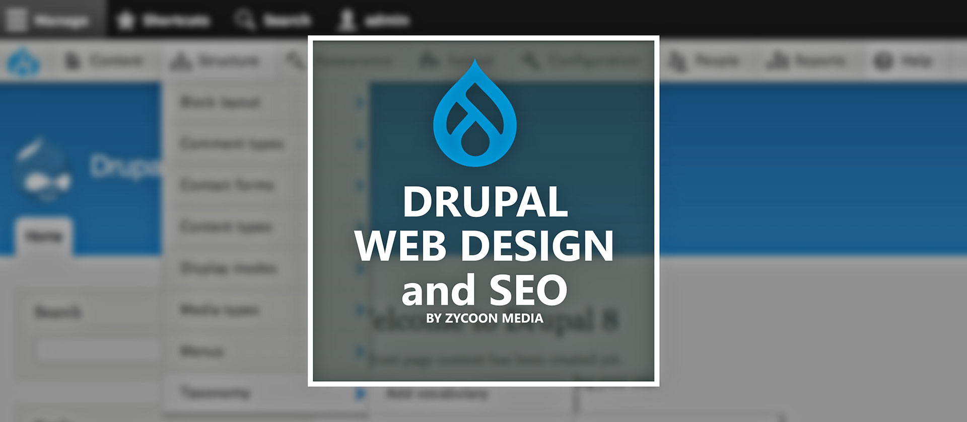 Drupal Website Development Seo Canada
