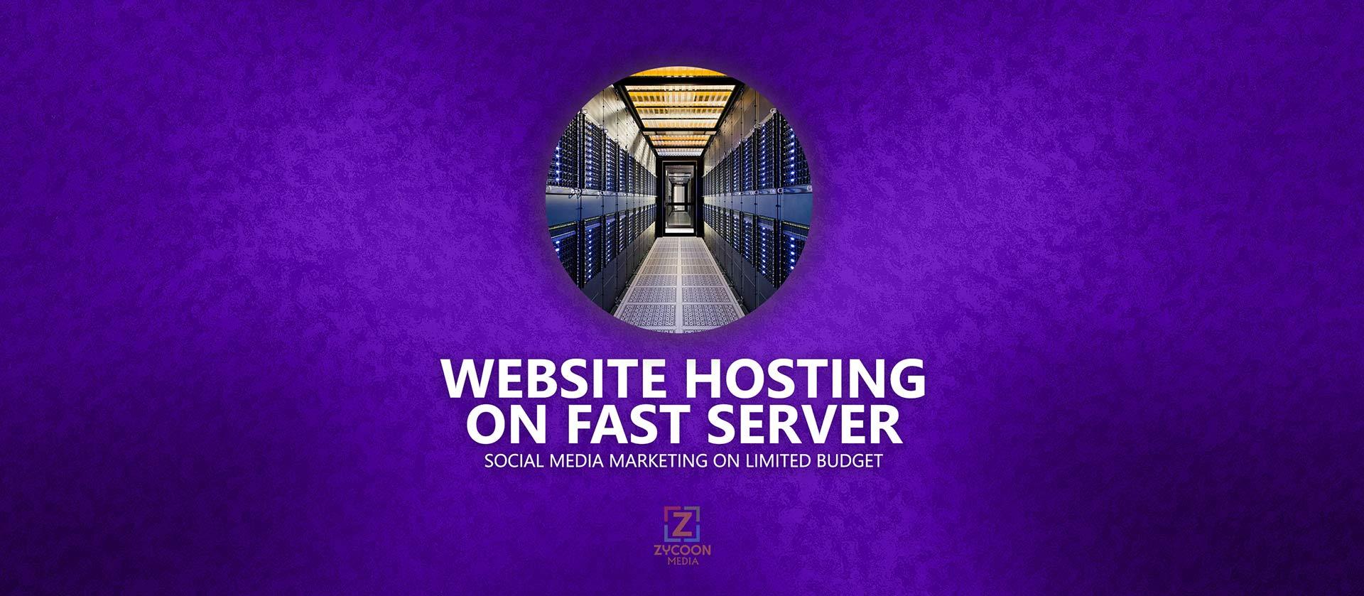 Fastest Hosting Server For Business Website