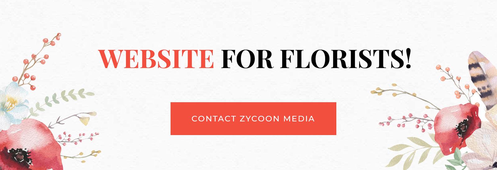 Florist Shop Website Design Seo