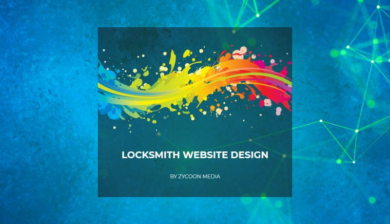 Locksmith Website Design Seo