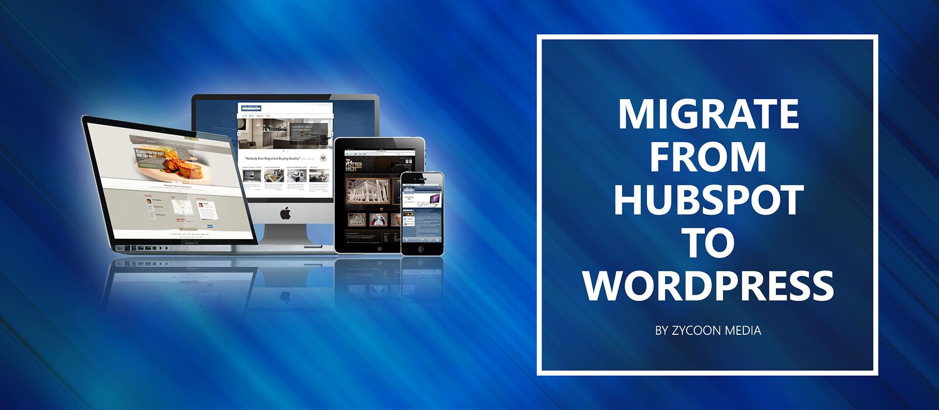 Move Hubspot Blog Wordpress Migration