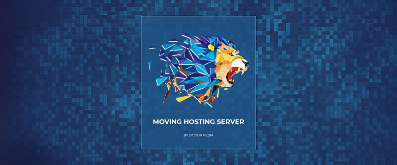 Move Transfer Hosting Account New Server