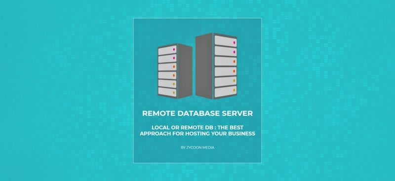 Remote Database Hosting Server