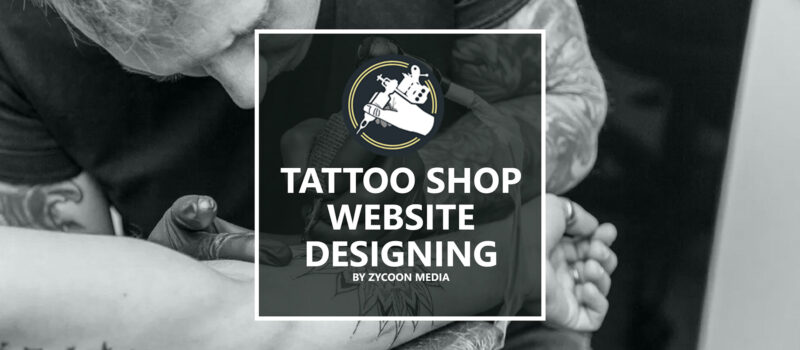 Tattoo Website Design Canada