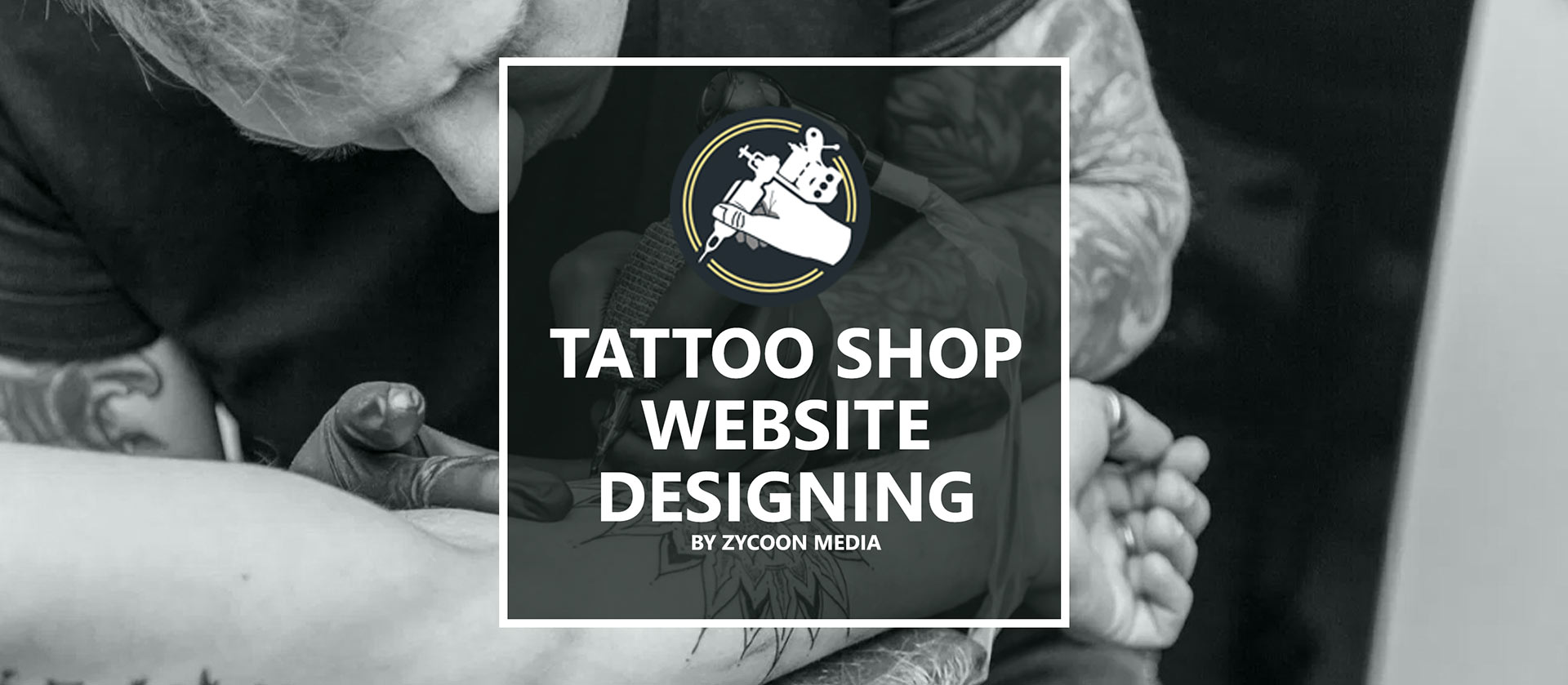 Tattoo Website Design Canada
