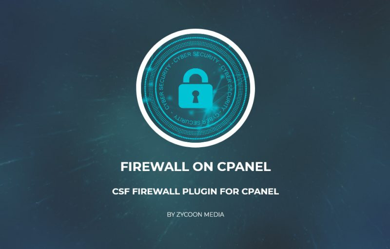Third Party Firewall On Cpanel