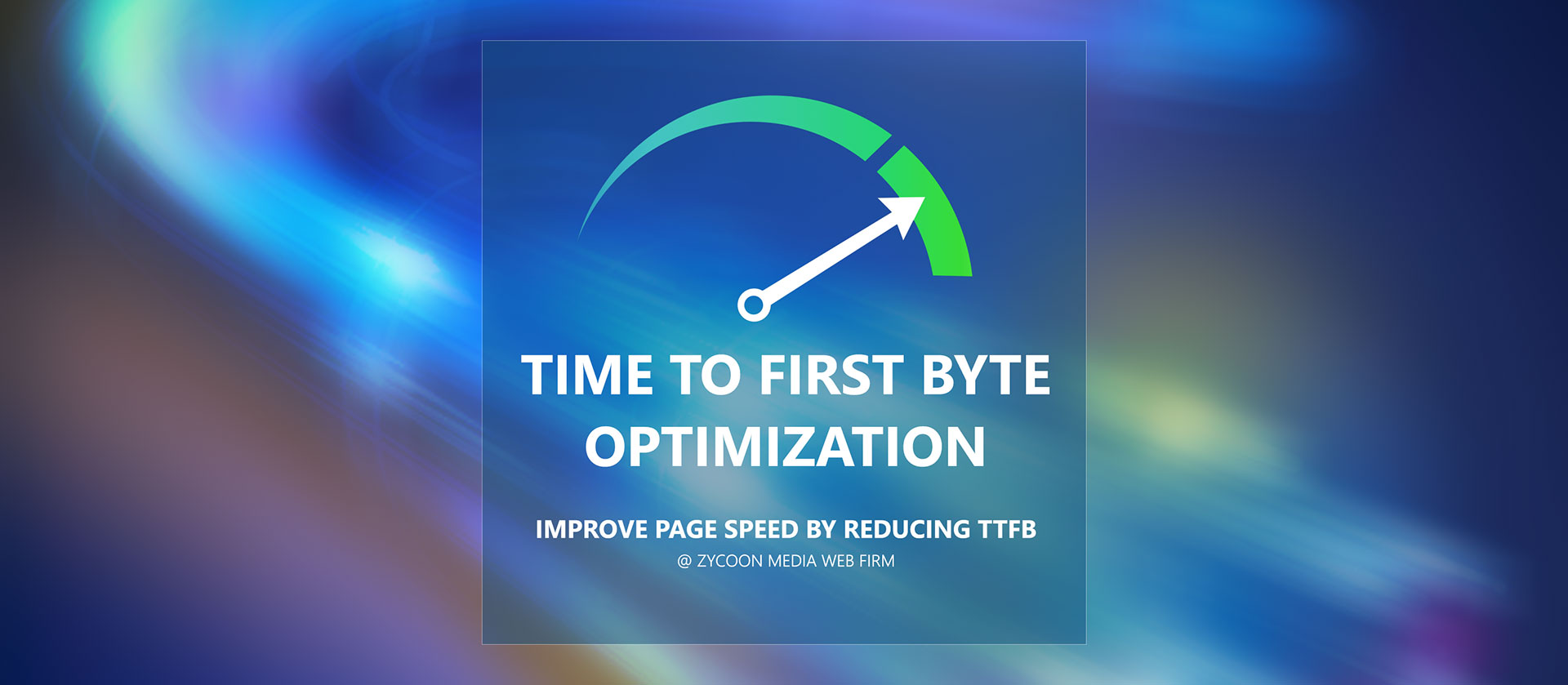 Time To First Byte Optimization