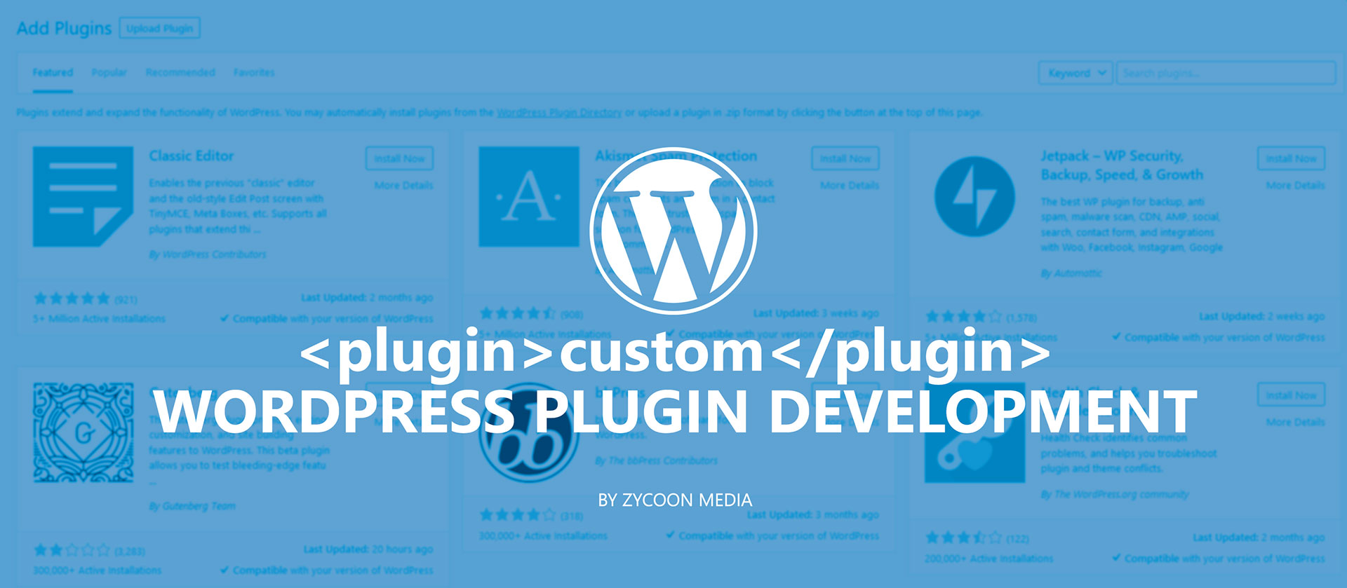 Wordpress Plugin Development Canada